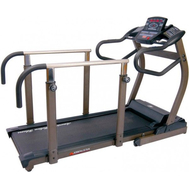 Реабилитационная беговая дорожка American Motion Fitness 8643Е, с поручнями, фото 1