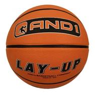 Недорогой мяч для игры в баскетбол - AND1 LAY-UP, фото 1