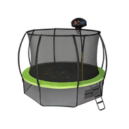 Батут на металлокаркасе - HASTTINGS AIR GAME BASKETBALL 10FT, защитная сетка, фото 1