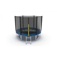Батут EVO JUMP EXTERNAL 8FT BLUE, фото 1