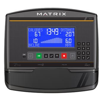 Беговая дорожка MATRIX TF50XR, фото 6
