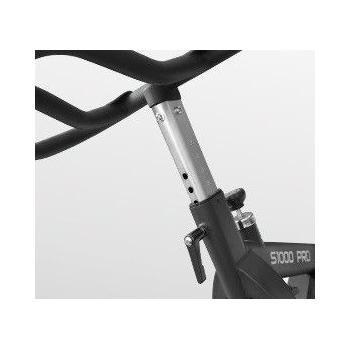 Сайкл-тренажёр BRONZE GYM S1000 PRO, фото 9