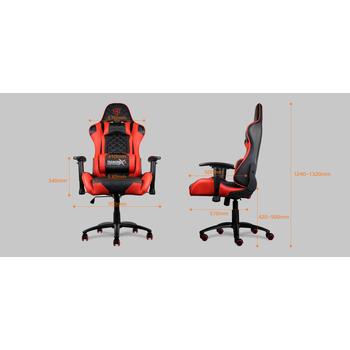 Кресло геймера THUNDERX3 TGC12, фото 6